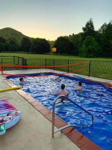 Mangamahu New Build Swimming Pool